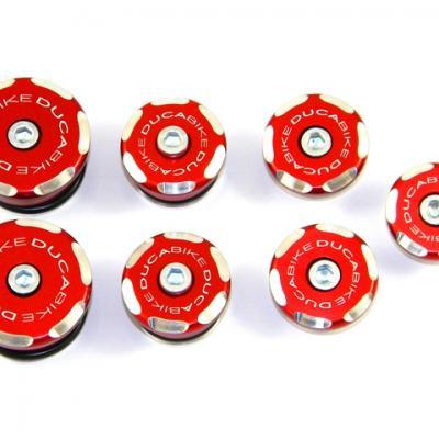 Bouchons de cadre Ducabike 848-1198