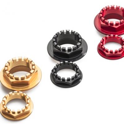 Kit écrous de roue monobras