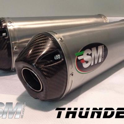 Silencieux Thunder Sil Motor